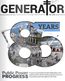 Fall 2018 Generator Cover