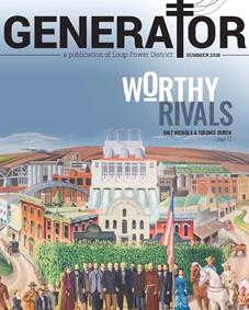 Summer 2018 Generator Cover