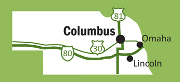 Columbus Nebraska