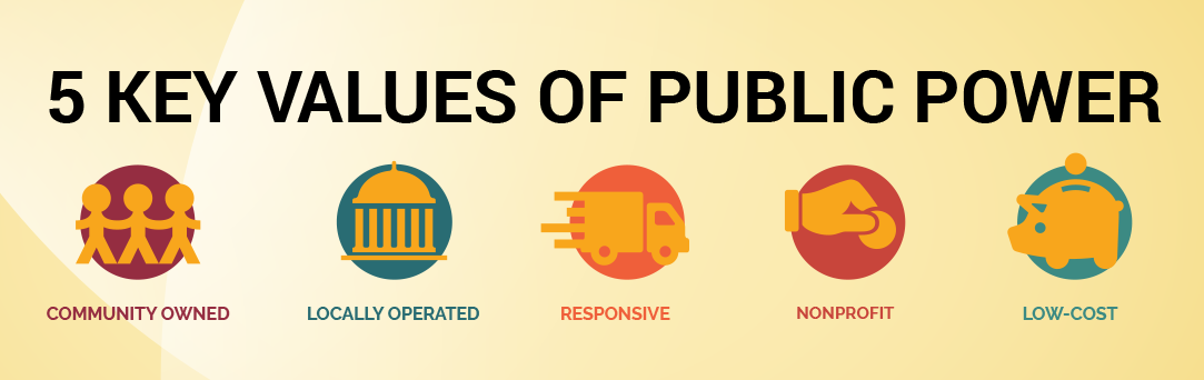 Public Power Key Values