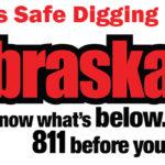 Nebraska 811 Safe Digging