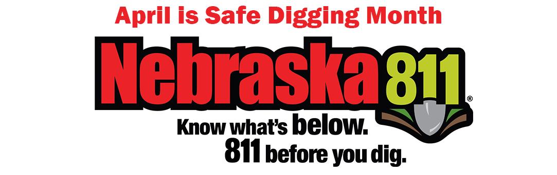Safe Digging Month